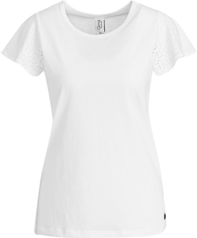 Damen T-Shirt mit Flügelärmeln (Nur online)