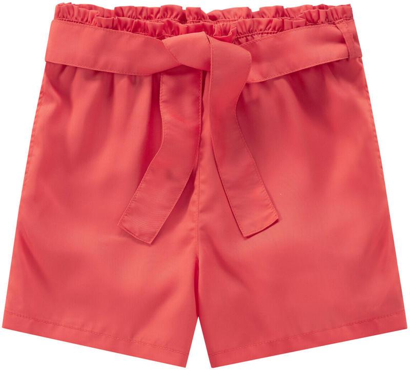 Mädchen Shorts mit Bindegürtel (Nur online)
