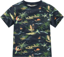 Jungen T-Shirt mit Palmen-Print (Nur online)