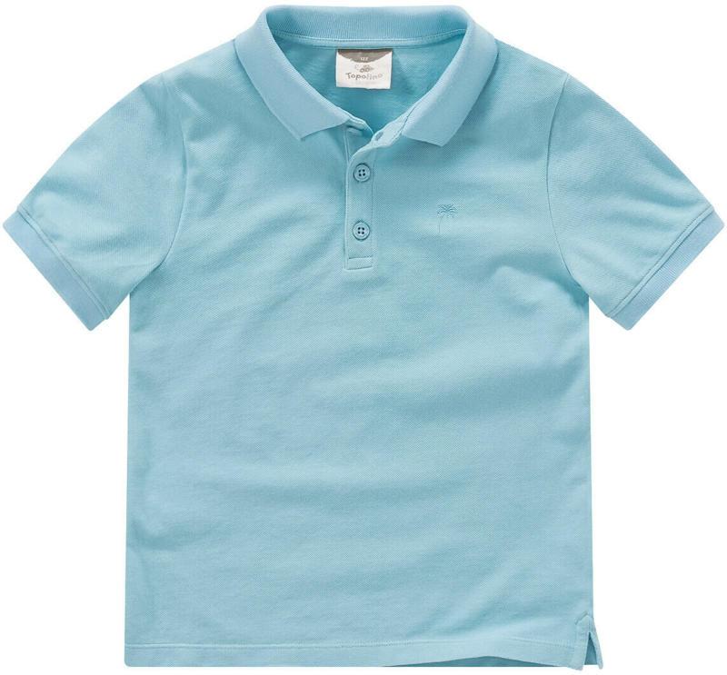 Jungen Poloshirt mit Knopfleiste (Nur online)