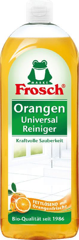Frosch Allzweckreiniger Orange