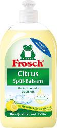 Frosch Spülmittel Balsam Citrus