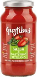 Gustibus passierte sizilianische Dattel- oder Kirschtomaten