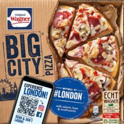 Wagner Die Backfrische Pizza oder Big City Pizza