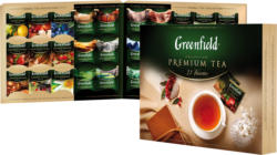 Greenfield Tee-Set aus 30 Sorten, 120 Pack.