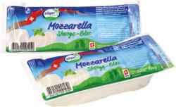 Mozzarella aus pasteurisierter Milch, Vollfettstufe