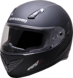 Marushin FullFace 999 RS Comfort, matt black XXL