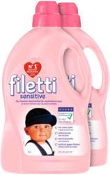 Filetti Gel Sensitive 2 x 1.5 litri -