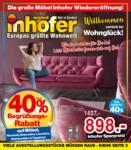 Möbel Inhofer Möbel Inhofer - Willkommen im Wohnglück - bis 21.04.2021