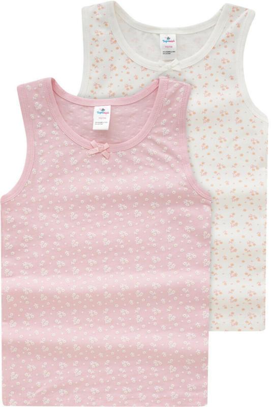 2 Baby Unterhemden im Set (Nur online)