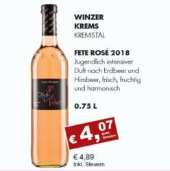 2018 Fete Rosé