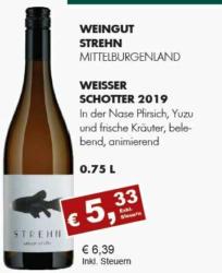 2019 Weisser Schotter