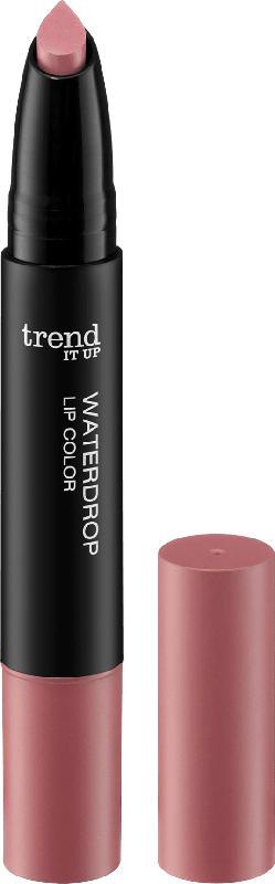 trend IT UP Lippenstift Waterdrop Lip Color dunkelrot 060