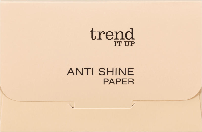 trend IT UP Mattierendes Papier Anti Shine Paper