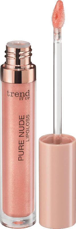 trend IT UP Lipgloss Pure Nude peach 005