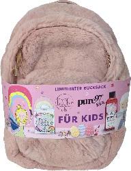 Geschenkset Kids Rucksack invisibobble + pure97 kids, 250ml