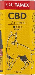 CALITAMEX CBD Öl für Hunde, light