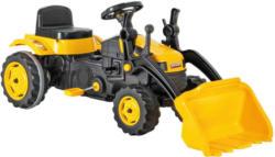 Traktor mit Schaufel -
