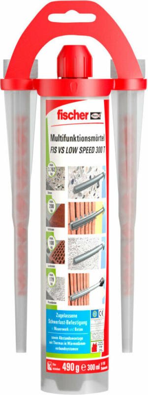 """Multifunktionsmörtel """"300 T K"""", 300ml"""