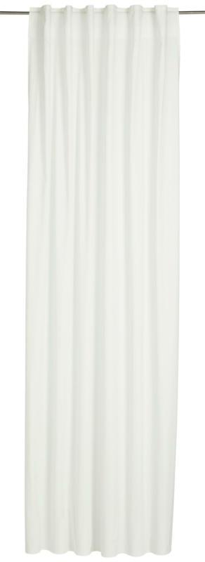 Schlaufenschal Outdoor in Weiß ca. 140x270cm