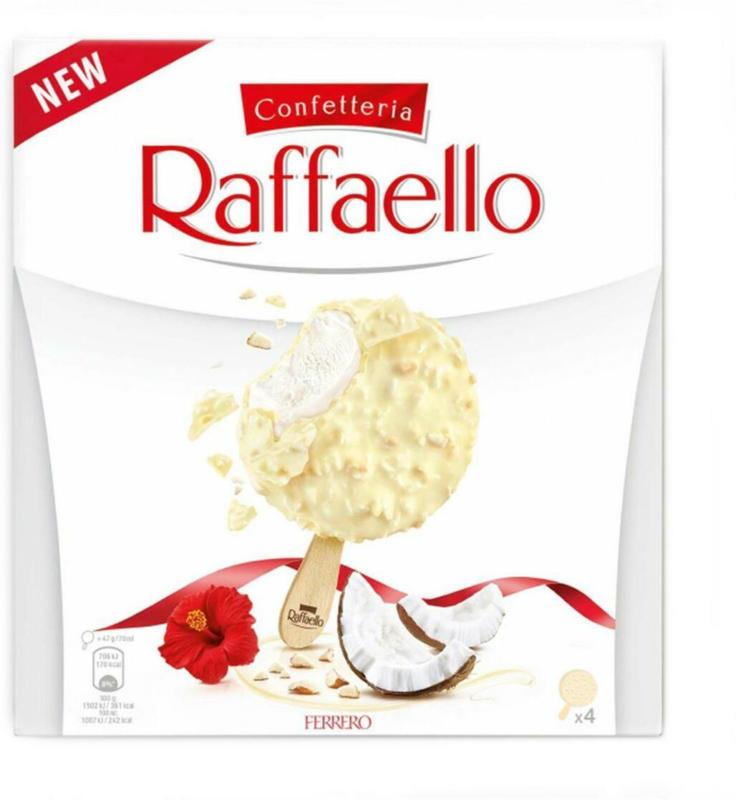 Ferrero Raffaelo 4er