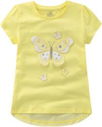 Mädchen T-Shirt mit Schmetterling-Applikation (Nur online)