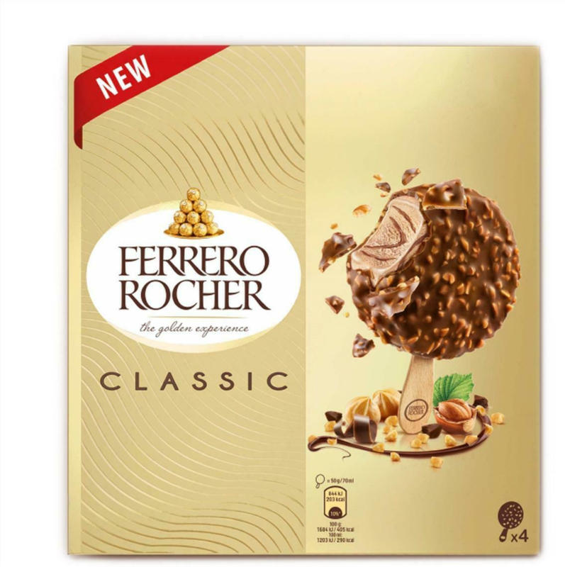 Ferrero Rocher Classic 4er