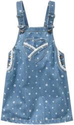 Mädchen Latzkleid mit Herztasche (Nur online)