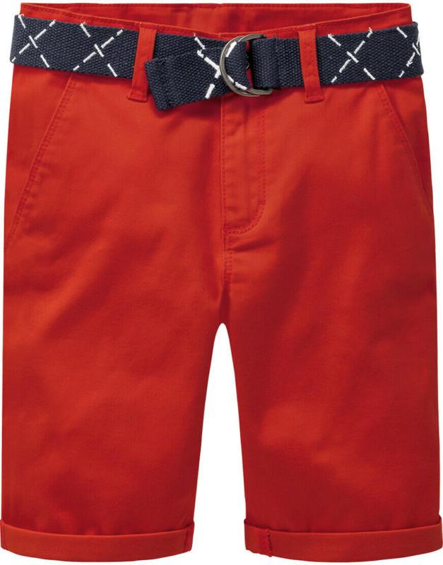 Jungen Shorts mit Gürtel (Nur online)