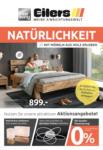Möbel Eilers GmbH Natürlichkeit - bis 22.03.2021