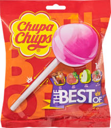 Chupa Chups Lollipop, The best of Cola, Milky, Fruit, 192 g