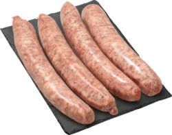 Luganiga lunga Schweinsgrillwurst, 4 Stück, 520 g