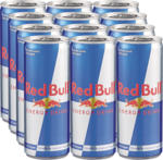 Denner Red Bull Energy Drink, 12 x 25 cl - au 10.05.2021