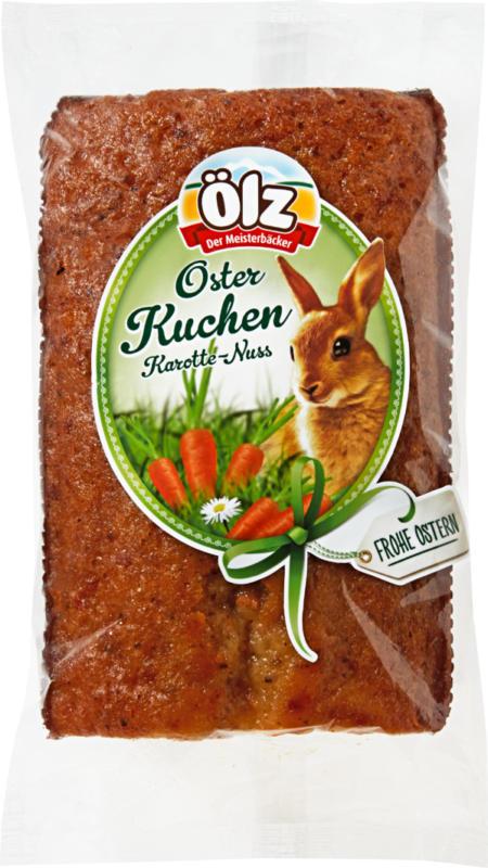 Torta di carote e noci Ölz, 400 g