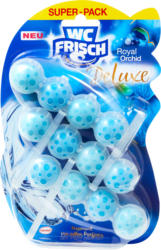 WC Frisch DeLuxe Super-Pack, Royal Orchid, 3 x 50 g