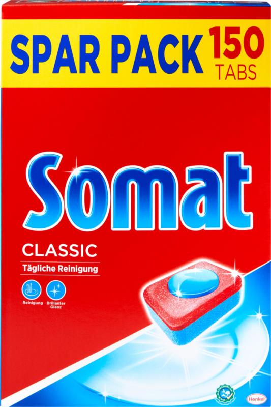 Somat Classic Tabs, 150 Stück