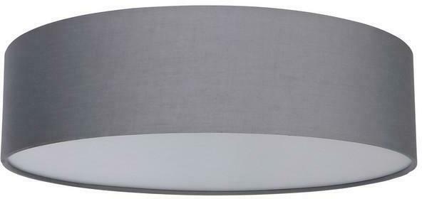 Deckenleuchte Mila Ø 26 cm mit Textilem Lampenschirm