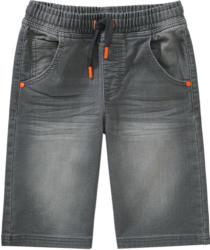 Jungen Jeansshorts mit Elastikbund (Nur online)