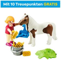 70416 PLAYMOBIL Mädchen mit Pony
