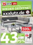 XXXLutz Wieder geöffnet! - bis 04.04.2021