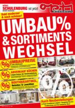 Opti Wohnwelt: Umbau & Sortimentswechsel