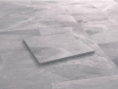 Terrassenplatte Feinsteinzeug Ardesia Ash 60 x 60 x 2 cm 2 Stück