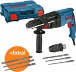 OBI Bosch Professional Bohrhammer GBH 2-26 F Set inkl. 2 Bohrer-Sets - bis 30.04.2021