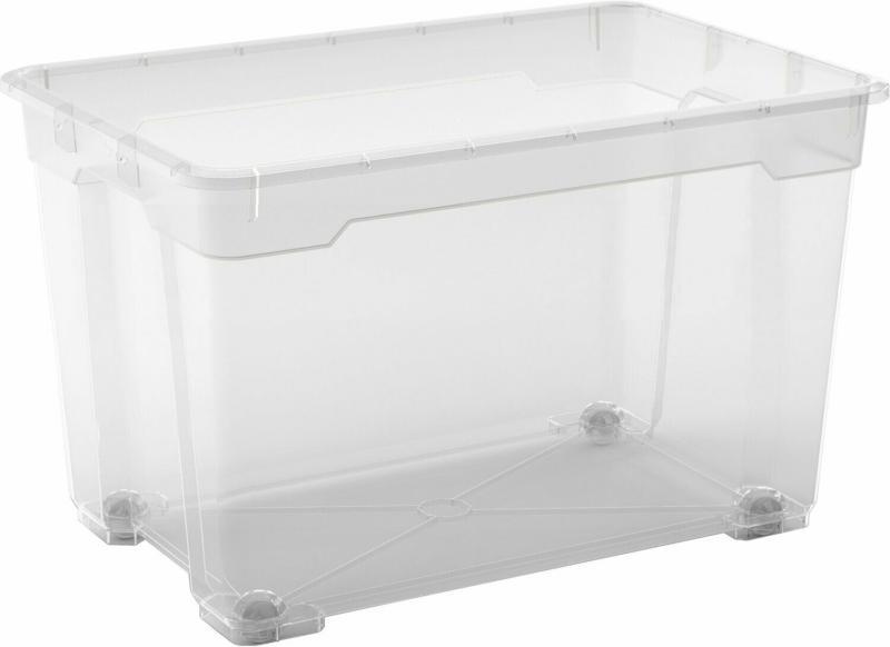 OBI Allzweckbox Santos Transparent XL 57 l