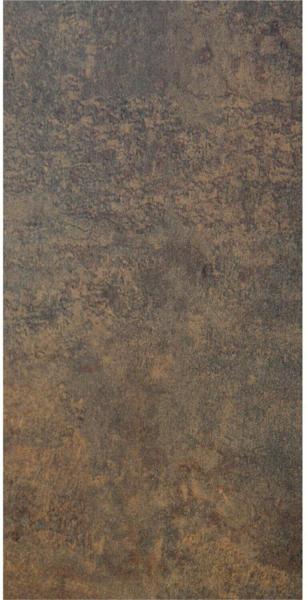 GroJa Sichtschutz Premo Senkrecht 90 cm x 180 cm x 0,8 cm Rostoptik