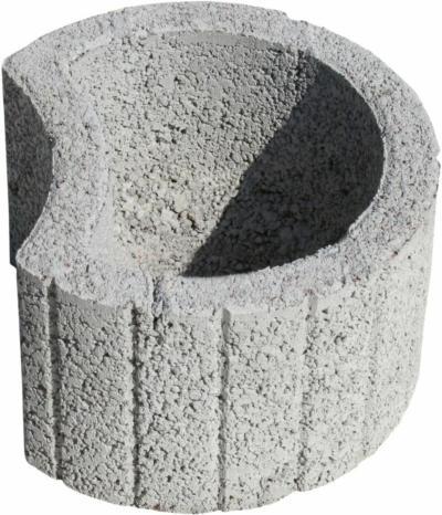 Pflanzring Klein Grau 35 cm x 20 cm
