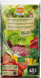 OBI Bio Tomaten- und Gemüseerde torffrei 1 x 45 l