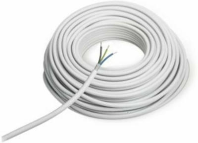 Installations-, Elektro- und Stromkabel NYM-J 5 x 1,5 mm² Grau