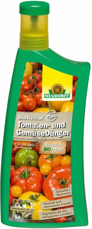 Neudorff Bio Trissol Plus Tomaten- und Gemüse-Dünger 1 l