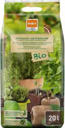 OBI Bio Anzucht- und Kräutererde 1 x 20 l